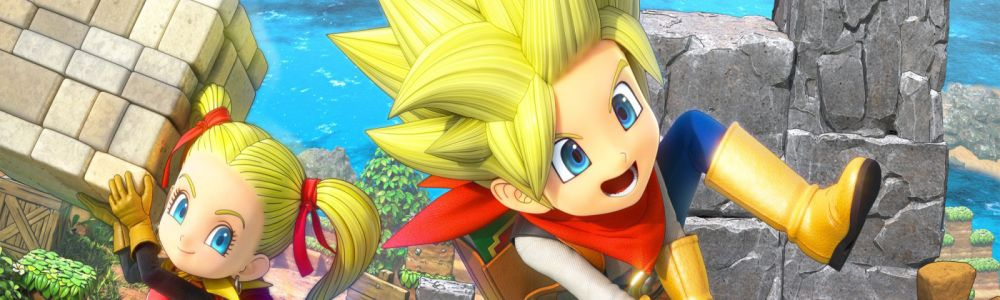 bannière Dragon Quest Builder 2 : top ou flop ?