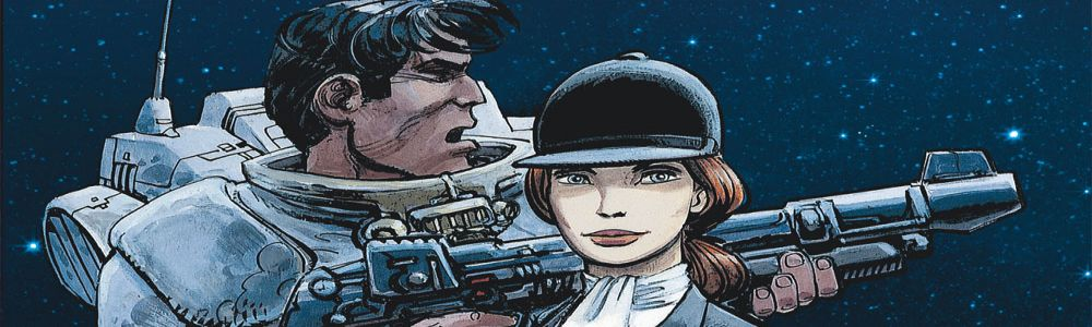 bannière L'univers BD de Valerian poursuit son ascension !