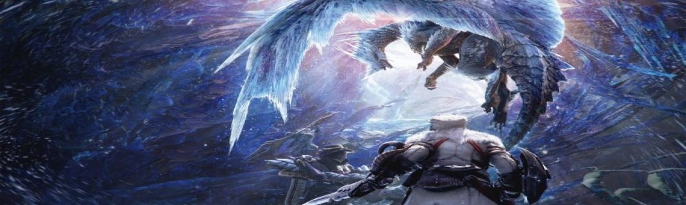 bannière Monster Hunter World : Iceborn - L'extension monstrueuse