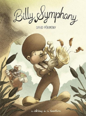 couverture bande dessinée Billy Symphony T1