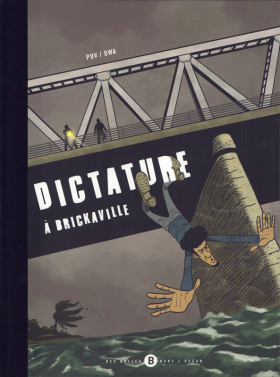 couverture bande dessinée Dictature à Brickaville