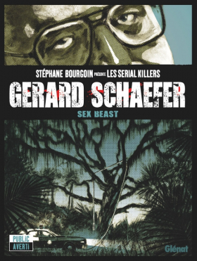 couverture bande-dessinee Gerard Schaefer