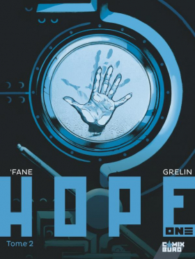 couverture bande dessinée Hope one T2