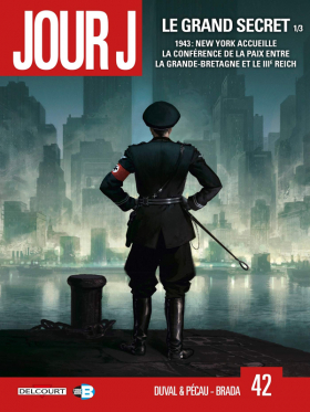 couverture bande dessinée Le grand secret 1/3