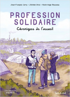 couverture bande-dessinee Profession solidaire