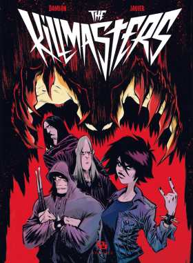 couverture bande-dessinee The Killmasters