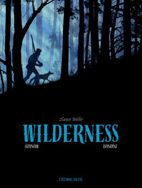 couverture bande dessinée Wilderness