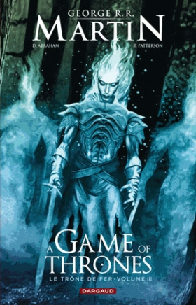 couverture comic A Game of thrones T3
