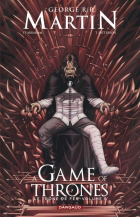 couverture comic A Game of thrones T4