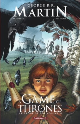 couverture comic A Game of thrones T6