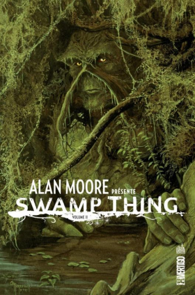 couverture comic Alan Moore présente Swamp Thing T2