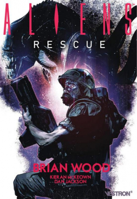 couverture comics Aliens : Rescue