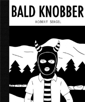 couverture comic Bald Knobber
