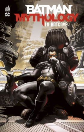 couverture comic La Batcave