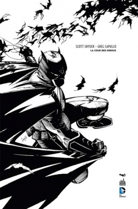 couverture comic Batman !