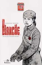 couverture comic Blanche, the baby killer