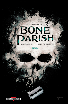 couverture comic Bone Parish T1