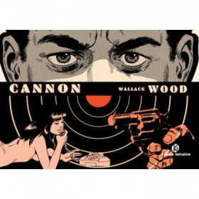 couverture comics Cannon
