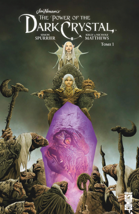 couverture comic Dark Crystal T1