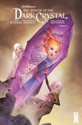 couverture comic Dark Crystal T3