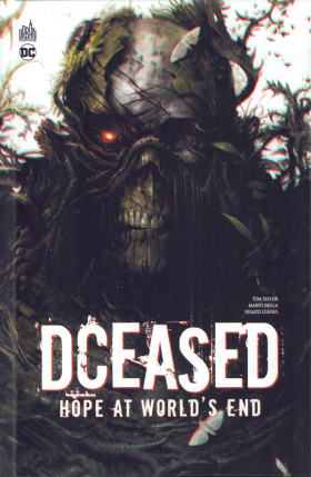 couverture comics DCeased