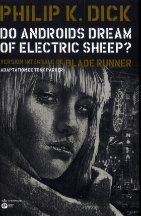 couverture comics Do Androïds Dream of Electric Sheep ? T4