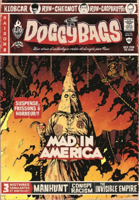 couverture comic Doggybags T15