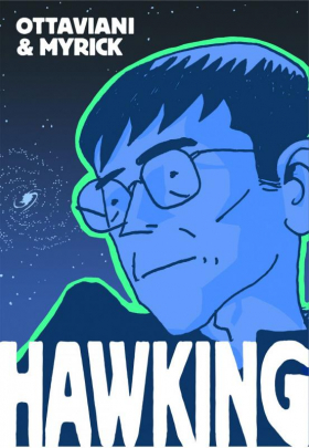 couverture comic Hawking