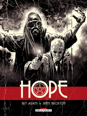 couverture comic Hope