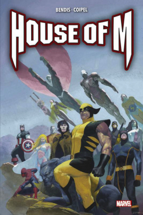 couverture comic House of M