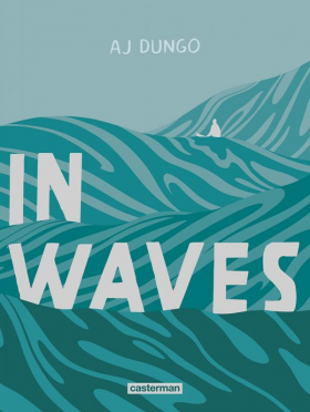 couverture comic In waves