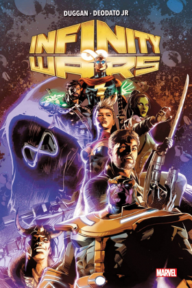 couverture comic Infinity Wars
