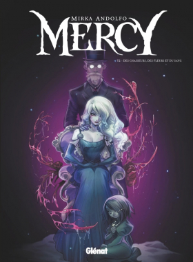 couverture comic Mercy T2