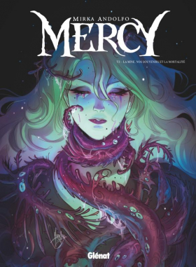 couverture comics Mercy T3