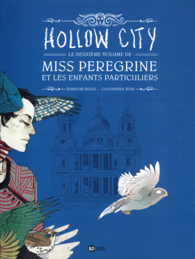 couverture comic Hollow city