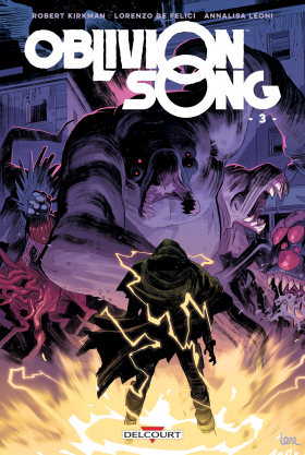 couverture comics Oblivion Song T3