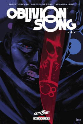 couverture comic Oblivion Song T4