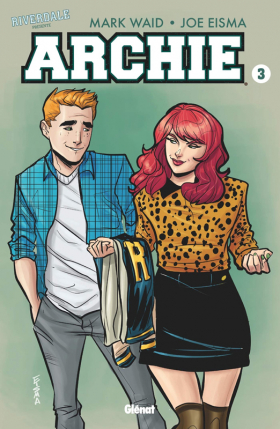 couverture comic Archie 3