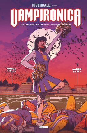 couverture comic Vampironica