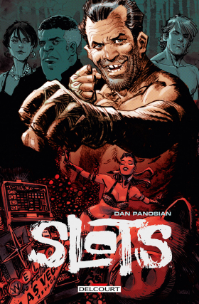 couverture comic Slots
