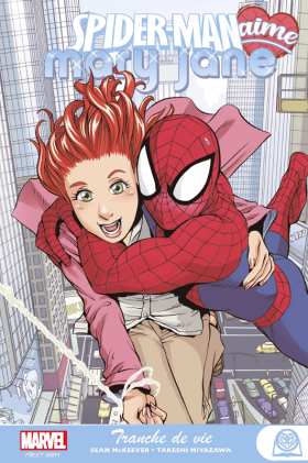 couverture comics Spider-Man aime Mary Jane