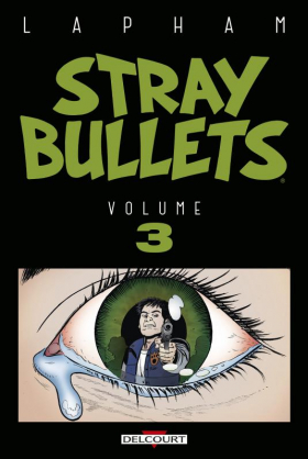 couverture comic Stray Bullets T3