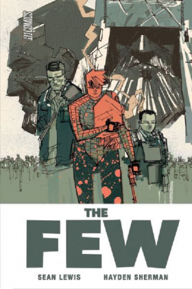 couverture comic The Few
