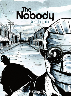 couverture comics The Nobody