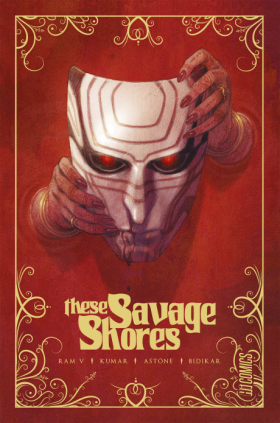 couverture comic These Savage Shores