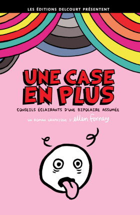 couverture comic Une case en plus