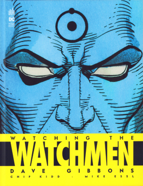 couverture comic Watching the Watchmen