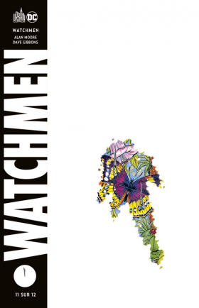 couverture comic Watchmen T11