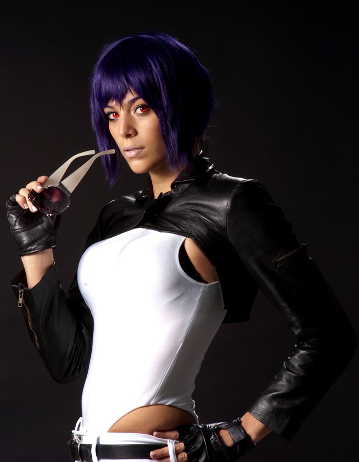 cosplay the ghost in the shell