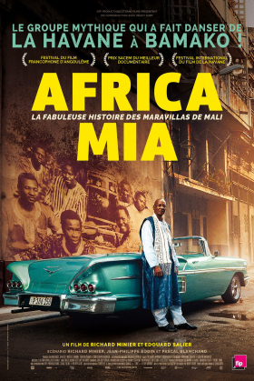 couverture film Africa Mia